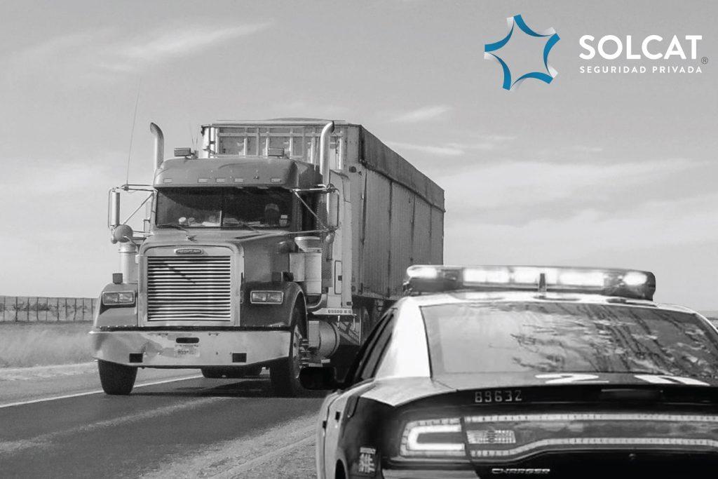 Aumento de robos al autotransporte en México.