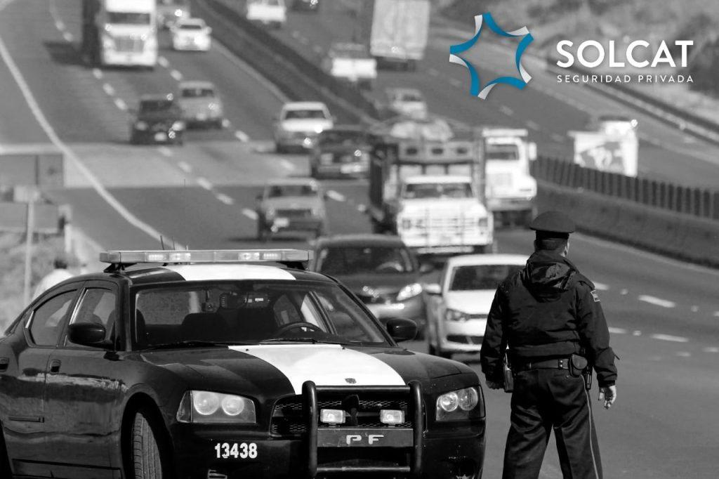Operativo Guanajuato Seguro en contra del robo a transportista.